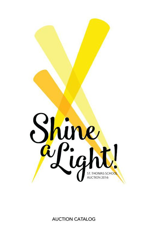Shine a Light! Auction Catalog