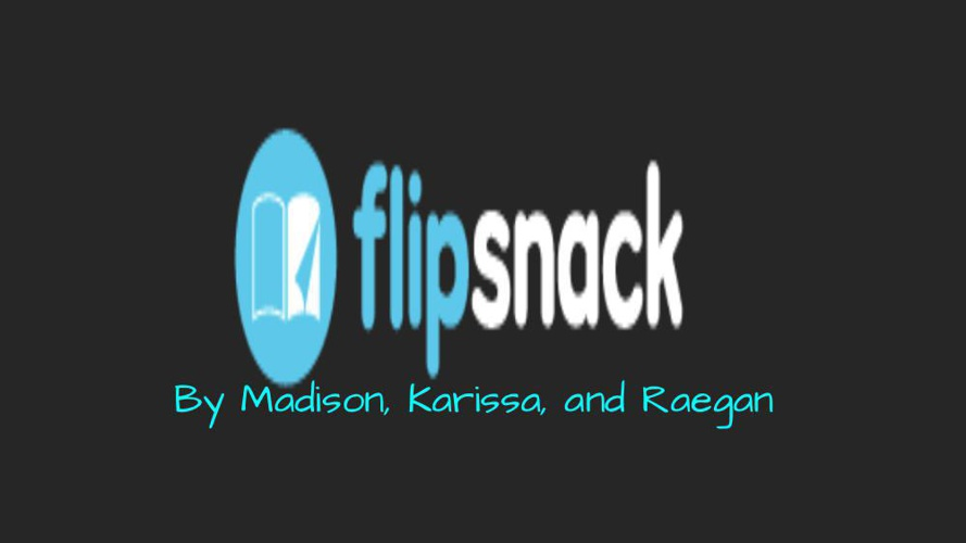 tech expo flip- snack