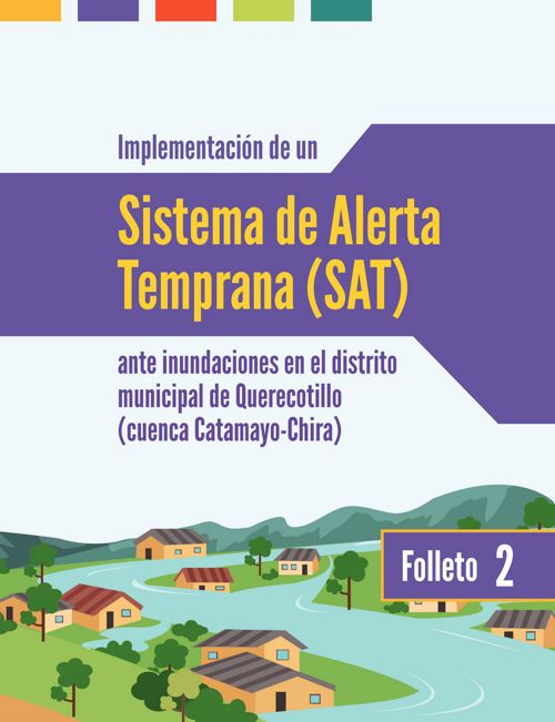Sistemas de Alerta Temprana Dist. Municipal de Querecotillo