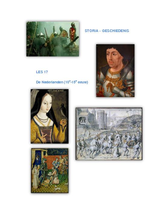 De Nederlanden (10e-15e eeuw)