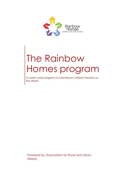 Concept Note_Rainbow Homes