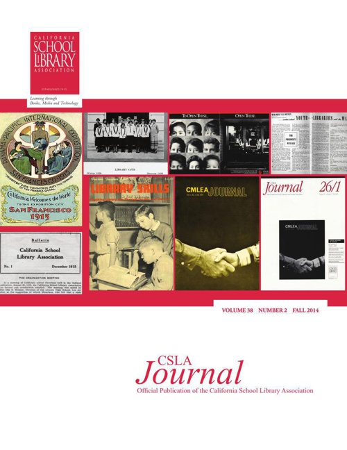 CSLA_Journal_38-2_Fall2014_V2