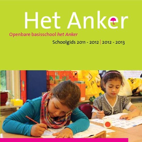 Schoolgids OBS Het Anker