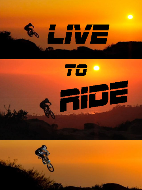 RIDE TO LIVE
