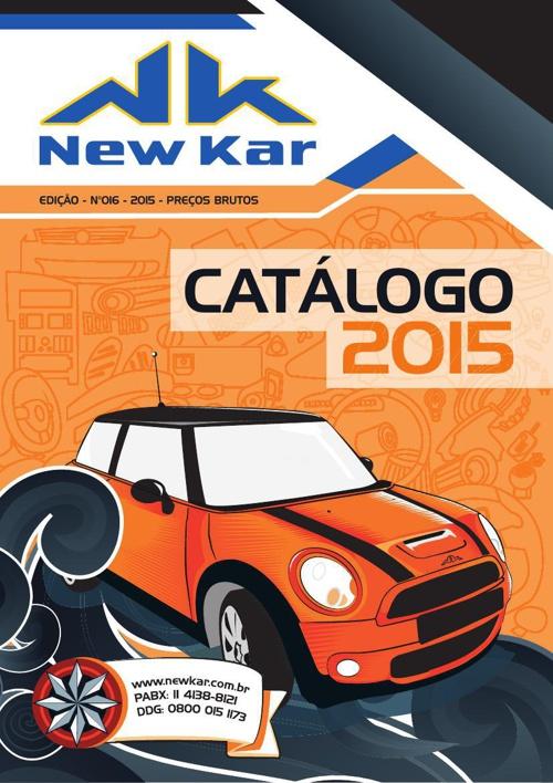 Copy of Catálogo New Kar
