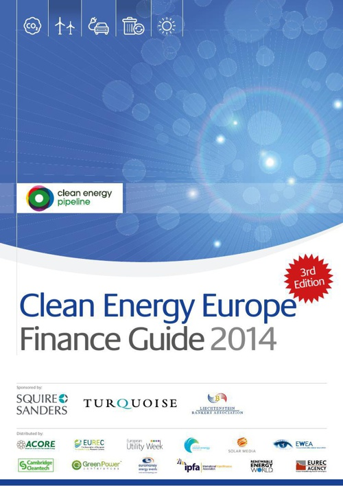 Clean Energy Europe Finance Guide 2014