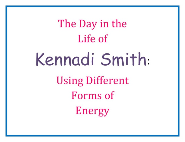 Copy of Kennadi Smith Book Two