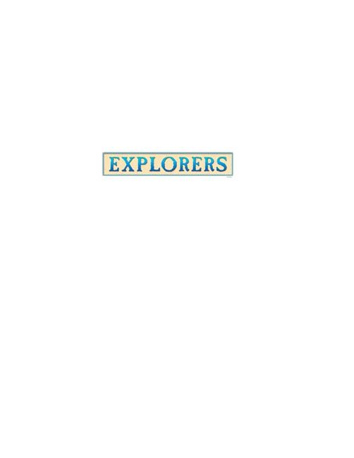 Routes of the Explorers
