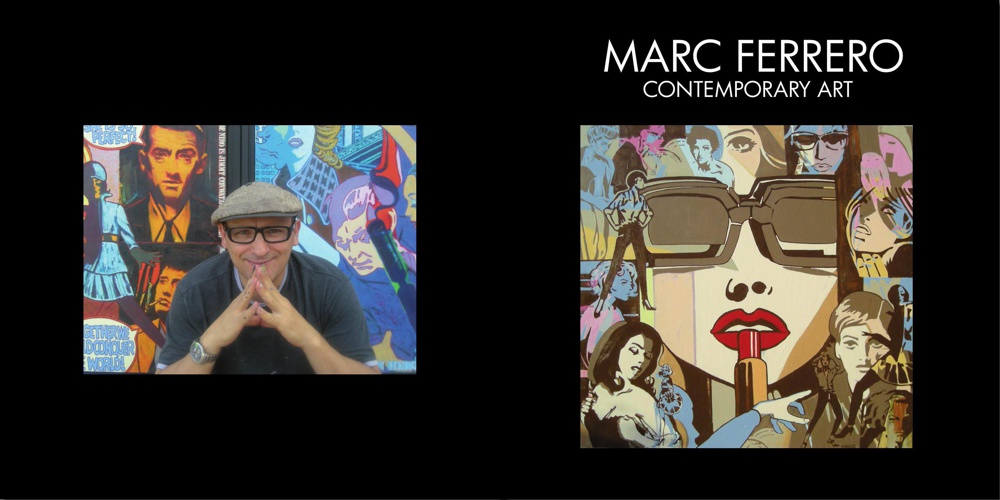 Catalogue Marc FERRERO 2012