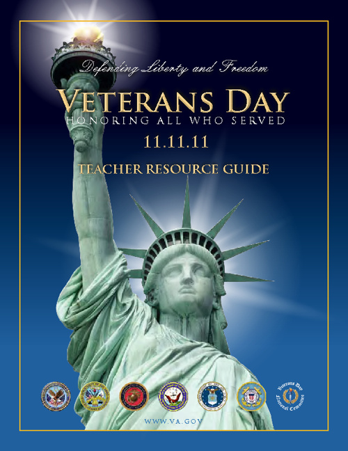 2011 Veterans Day Teacher's Guide