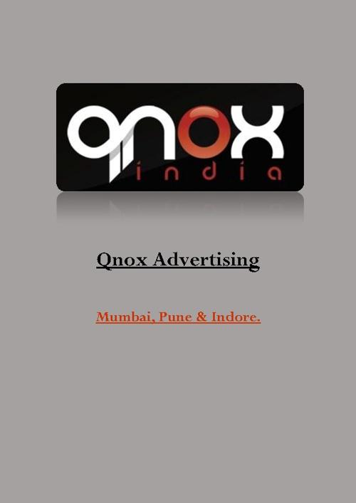Qnox - Company Profile