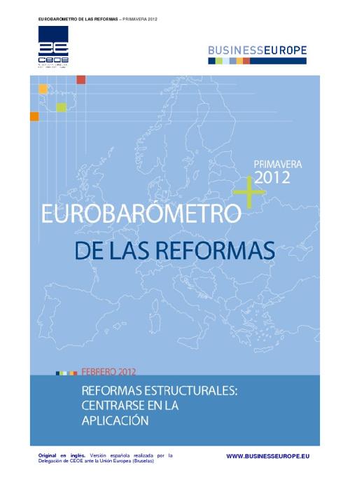 Eurobarómetro 2012