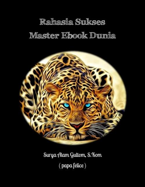 Rahasia Sukses Master Ebook Dunia (black color)