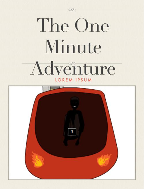 The One Minute Adventure