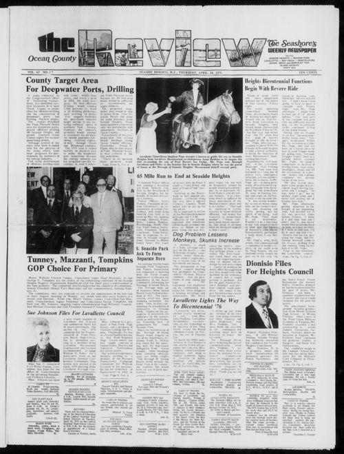 Review April 1975