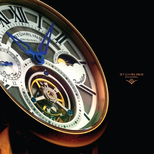 Stuhrling Tourbillon Brochure