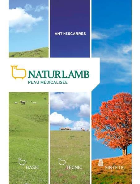 Peau de Mouton Aide à la prévention des escarres Naturlamb.fr (