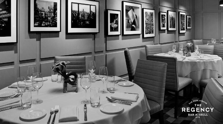 Loews Regency New York -  Restaurant & Private Dining Brochure