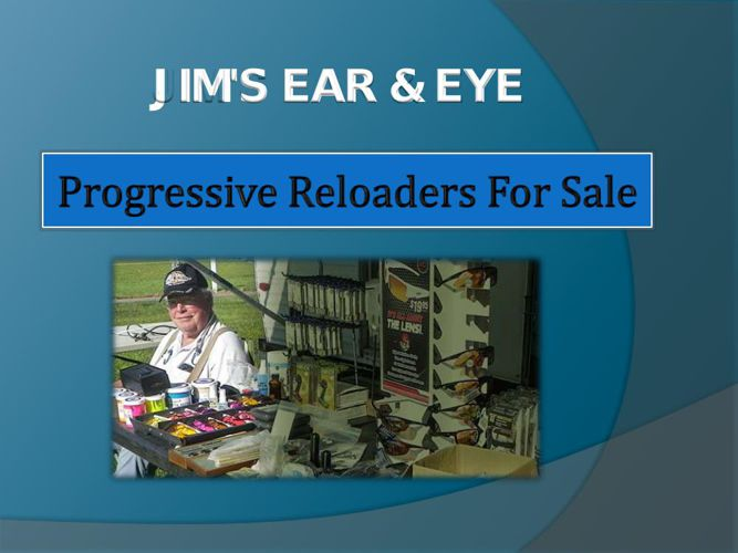 Progressive Reloaders For Sale