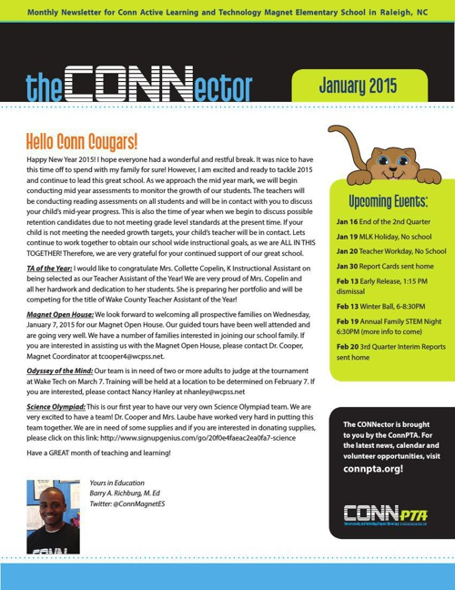 Connector January 2015