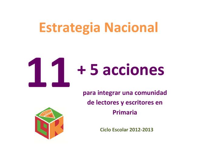 Estrategia 11 + 5