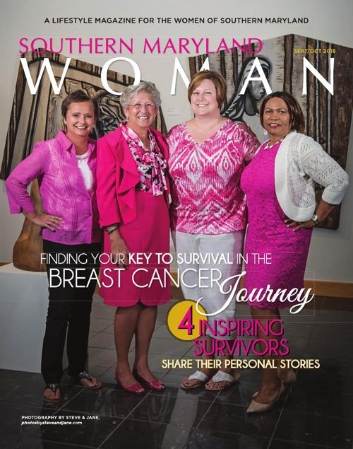 Southern Maryland Woman magazine - September/October 2015