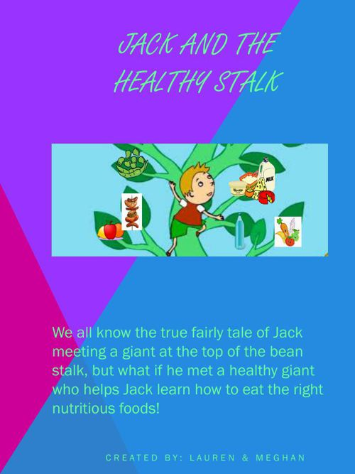 JACK AND THE HEALTHY STALK