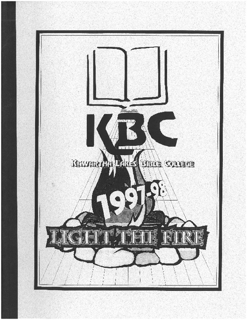 1997- 1998 Yearbook