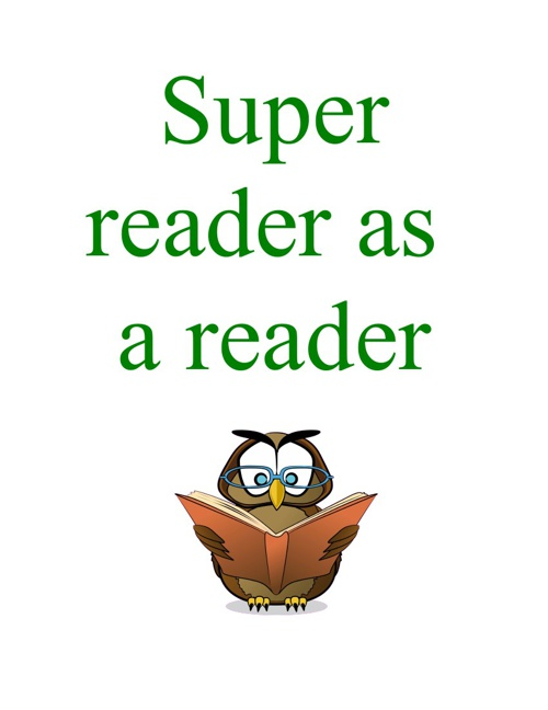 Super reader as a reader