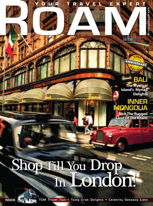 Roam Issue MAR 2011