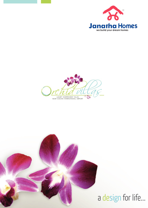 Orchid Villas - Luxury Independent Villas E-Brochure