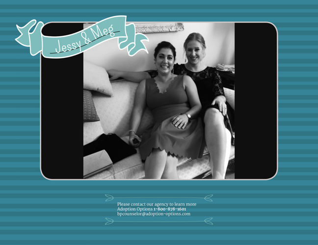 Jessy and Meg's Adoptive Family Profile