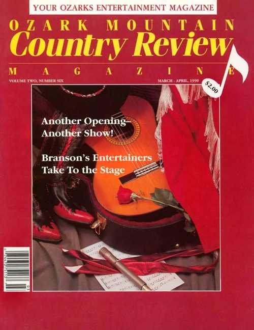 Ozark Mountain Country Review Magazine | March - April 1990