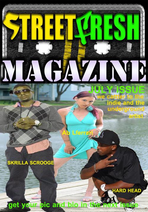 Streetfresh magazine