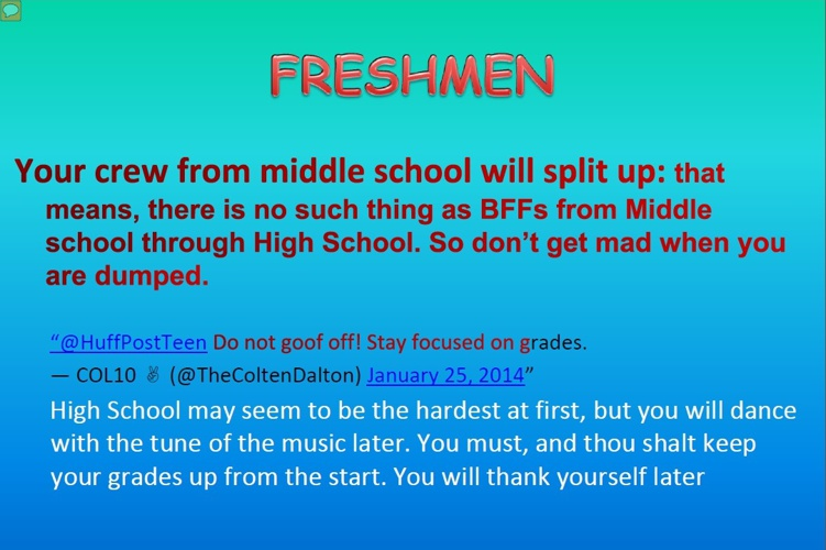 Copy of How to Save 4 or more Years in Highschool