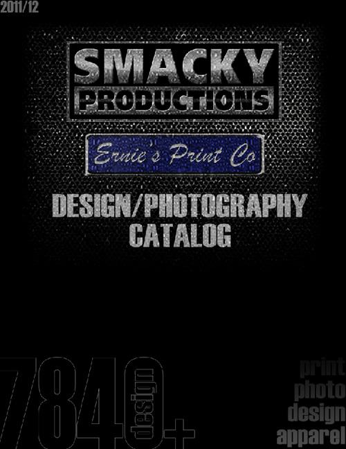 Smacky Productions Portfolio - Design & Photography