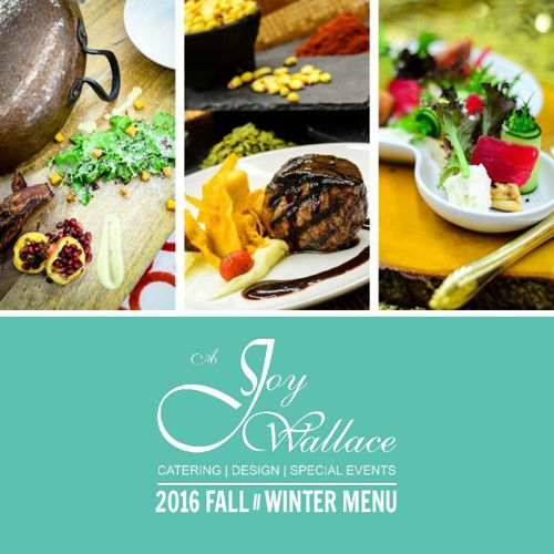 AJW Fall-Winter Menu Look Book