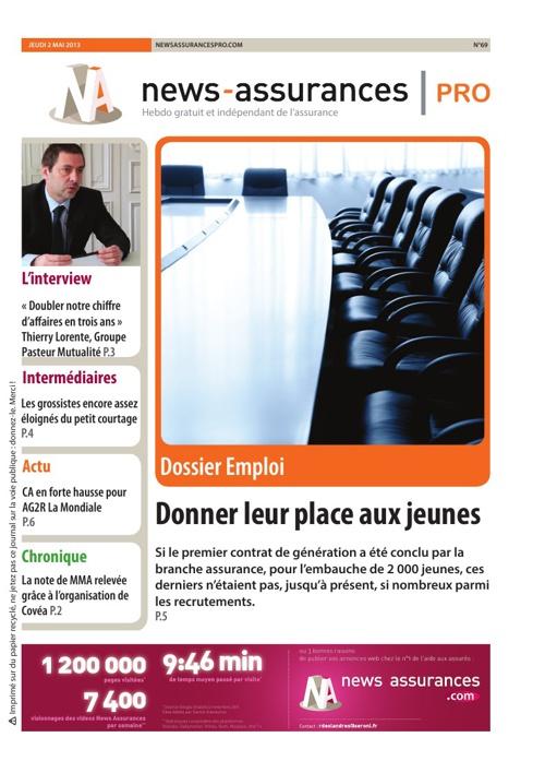 News Assurances Hebdo - Edition 69