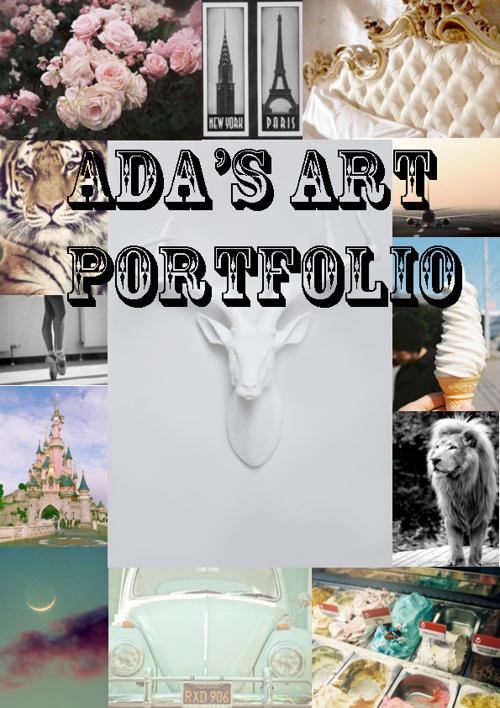 Ada's art book