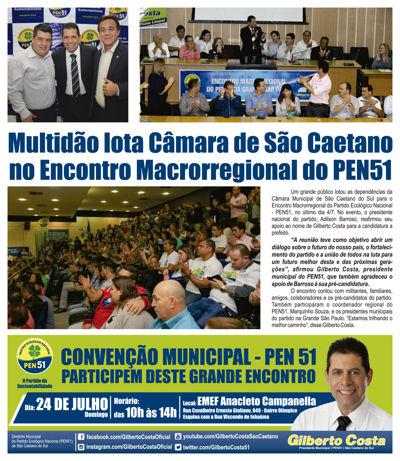Informativo PEN51 - Partido Ecológico Nacional