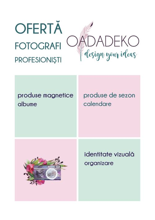 Brosura OADADEKO fotografi