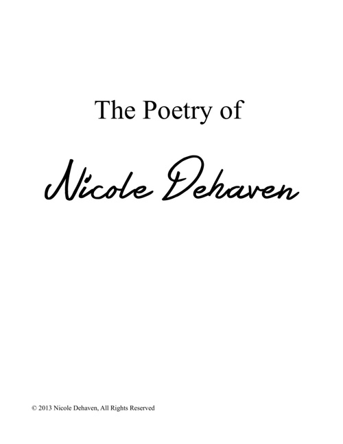 Nicole Dehaven