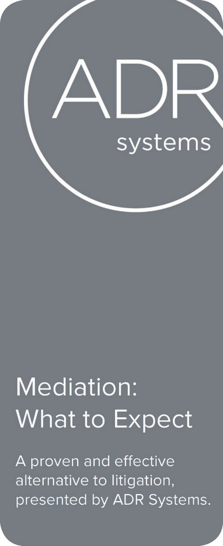 Mini Mediation Digital Brochure
