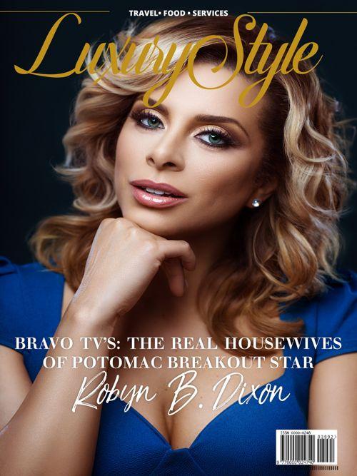 STS Luxury Style Magazine June 2017