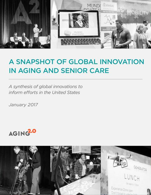 GLOBAL INNOVATION IN AGING AND SENIOR CARE