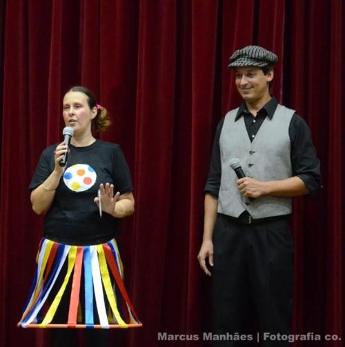 GENTE MIÚDA - ENCERRAMENTO 2012