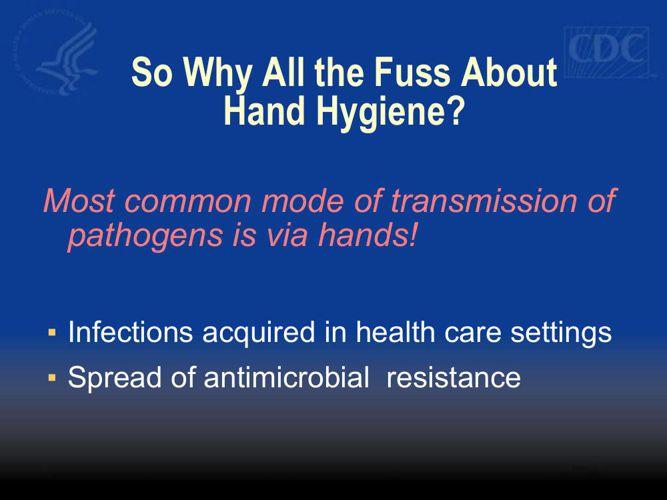 2.02 CDC Hand Hygiene
