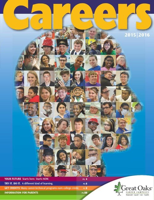 Great Oaks Career Campuses high school catalog 2015-2016