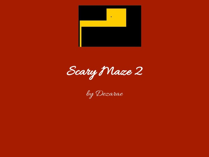 scary maze 2