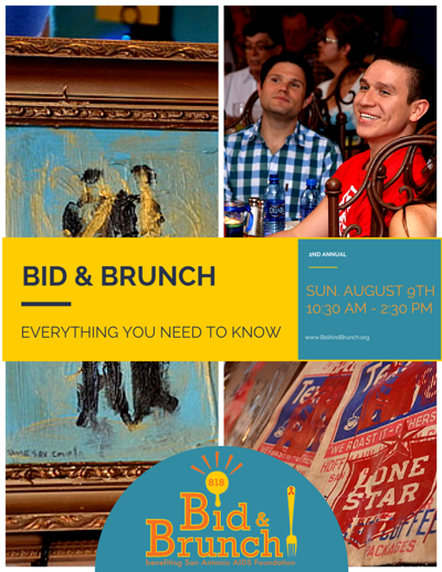 Bid & Brunch | Everything You Need to Know